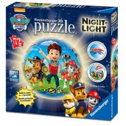Puzzle lampara Patrulla Canina Paw Patrol 72pz