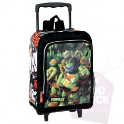 Trolley Tortugas Ninja Sharp 36cm