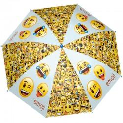 Paraguas automatico Emoji 48cm
