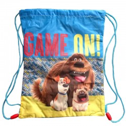 Saco Mascotas Pets Game on 39cm