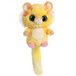 Peluche Tigre amarillo Yoohoo & Friends soft 17cm