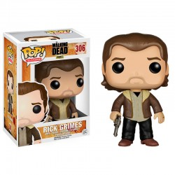 Figura POP Vinyl The Walking Dead Rick Grimes