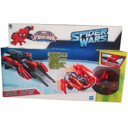 Lanzador coches Spiderman Marvel Shadow Strike