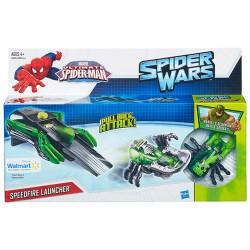 Lanzador coches Spiderman Marvel Scorpion