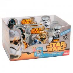 Caramelo chasquidos Star Wars sticker