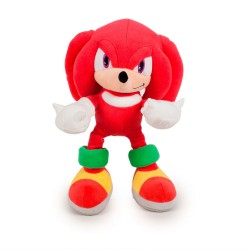 Peluche Knuckles Sonic soft 24cm