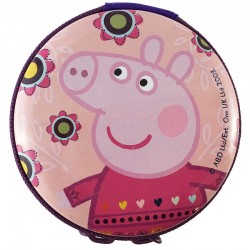 Monedero Peppa Pig metal
