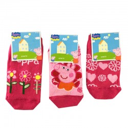 Calcetines Peppa Pig surtido