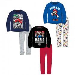 Pijama Super Mario Bros surtido
