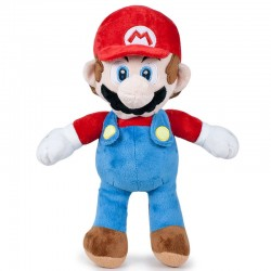 Peluche Mario Bros soft 35cm