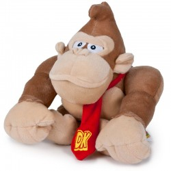 Peluche Donkey Kong Mario Bros soft 20cm