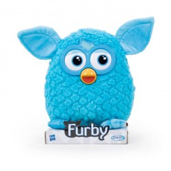 Peluche Furby soft azul 20cm