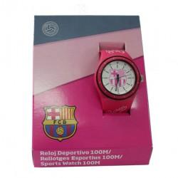 Reloj pulsera FC Barcelona chica 10ATM