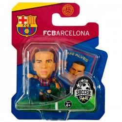 Figura Dani Alves FC Barcelona SoccerStarz