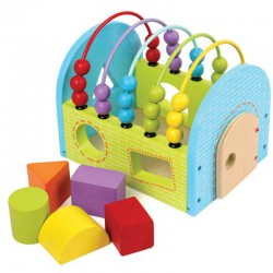 Juego Activity House