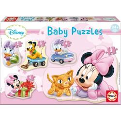 Puzzles Minnie Disney baby