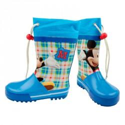Botas agua Mickey Disney cierre ajustable