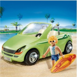Surfista descapotable Playmobil Summer Fun