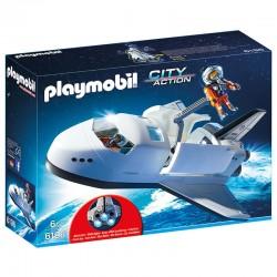 Lanzadera espacial Playmobil City Action