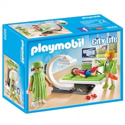 Sala Rayos X Playmobil City Life