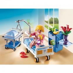 Sala maternidad Playmobil City Life