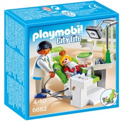 Dentista paciente Playmobil City Life