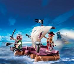 Balsa pirata Playmobil Pirates