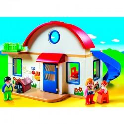 Casa Moderna Playmobil 1.2.3