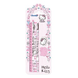 Set papeleria Hello Kitty Woodland Animals