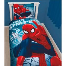 Funda nordica Spiderman Marvel 140x200cm