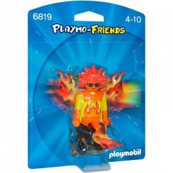 Hombre Llama Playmobil Playmo Friends
