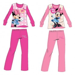 Pijama interlock Minnie Disney caja surtido