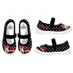 Zapatillas bailarinas Minnie Disney Love Smile