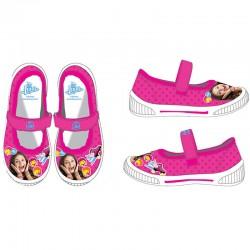 Zapatillas bailarinas Soy Luna Disney