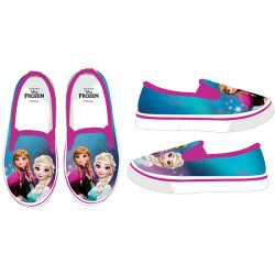 Zapatillas lona Frozen Disney