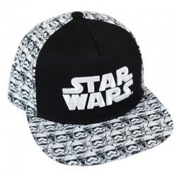 Gorra Star Wars Stormtrooper Premium Deluxe