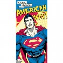 Toalla Superman DC American Way algodon