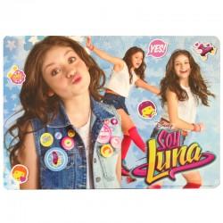 Mantel individual Soy Luna Disney