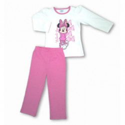 Pijama interlock Minnie Disney