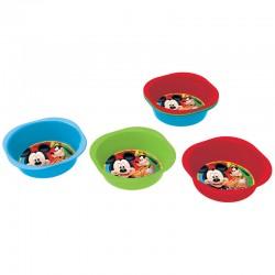 Set 3 bol Mickey Disney picnic