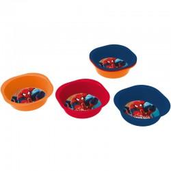 Set 3 bol Spiderman Marvel picnic