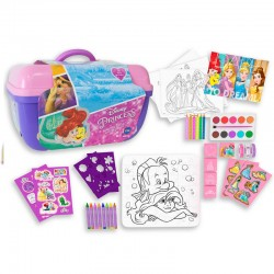 Maletin juega y crea Princesas Disney