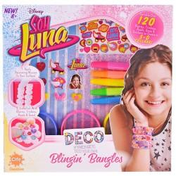 Set decora tus pulseras Deco Frenzy Soy Luna Disney