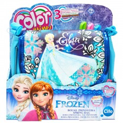 Bolso coloreable Deluxe Frozen Disney surtido