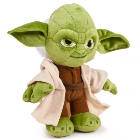 Peluche Star Wars Yoda soft 29cm
