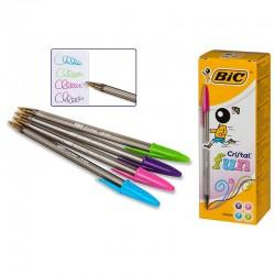 Boligrafo Bic colores