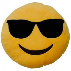 Cojin Emoticonworld gafas 32cm
