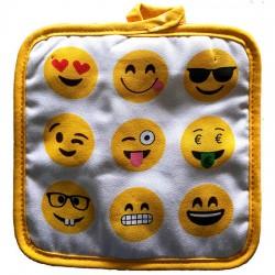 Agarrador cocina emoticonos Emoticonworld