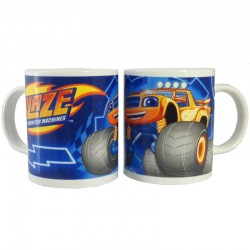 Taza Blaze and the Monster Machines ceramica