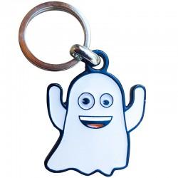 Llavero Emoji Ghost